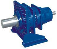 P Series Industry Planetary Gearbox