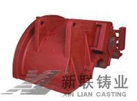Casting of gearbox of wind turbine generator