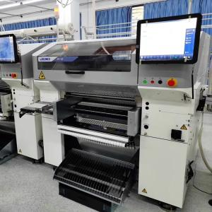 China High Speed automatic pick and place machine led mounting machine JUKI RS-1R surface mount placement machine on sale