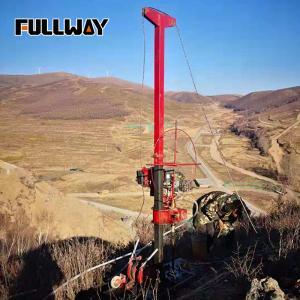 China QZ-3 soil sample core drill rig SPT drilling rig diamond on sale