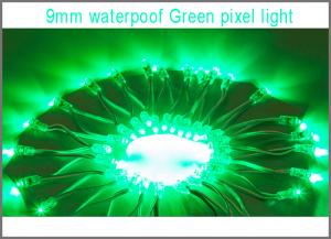 China DC5V 9mm LED dot pixel Module Garden and building decoration LED back light channel letter on sale
