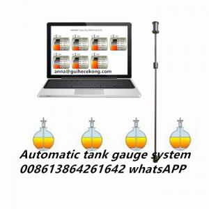 China automatic tank level gauge atg /automatic water level indicator/Flexible magnetostrictive probe on sale