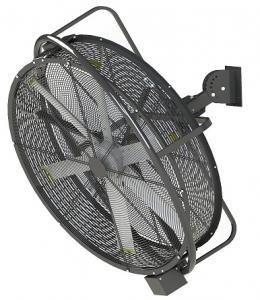China Industrail wall-mounted swing fan on sale