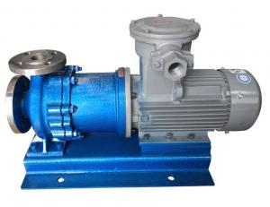 China CQB-P Stainless Steel 304/316/316L  Magnetic Drive Pump on sale