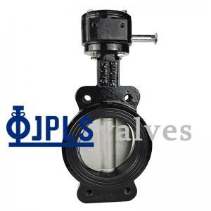 China Semi-lug type marine butterfly valves on sale
