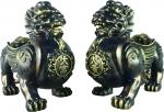 Bronze statue 'Pixiu' wholesale custom brave troops statue animal craft brass pixiu sculpture  AS202003