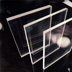 China Cut to size 3mm thick clear transparent cast acrylic sheet PMMA board on sale