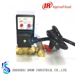 China Ingersoll Rand Air-Compressor Drain valve PN 37995891 air compressors spare parts water solenoid valve on sale