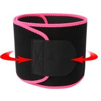 China Neoprene Fashion Slim Waist Trimmer Trainer Support Belt For Men Women on sale