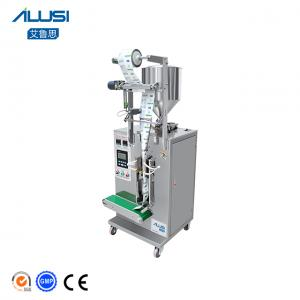 China Ailusi Sachet Filling and Sealing Packing Machine for Hotel Shampoo on sale