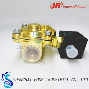 China Air release solenoid valve 23402670 for Ingersoll Rand rotary screw air-compressor parts on sale