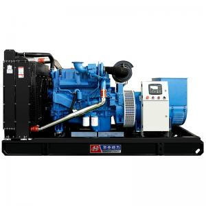 China Yuchai Engine 300kw Ac Single Phase Diesel Generator with ISO on sale