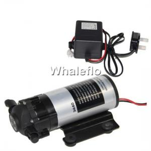 China Whaleflo 24V 1.2LPM 100GPD Ro Booster Pump For Outdoor Misting Cooling System on sale