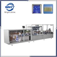 China automatic servo motor high speed Plastic Ampoule Forming Filling Sealing Machine on sale