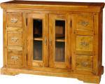 шкаф архива 6-doors C54-03 деревянный