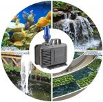 FREESEA inline Water Pump For Hydroponic System 220V