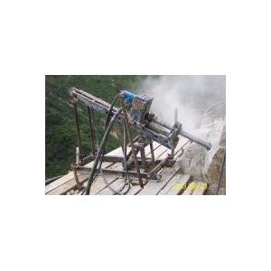 China Rock Anchor Drilling Rig / Hydraulic Drill Machine For Railway Depth 30m on sale