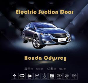China Anti Pinch Universal Automatic Smooth Car Door Closer For Honda Odyssey on sale