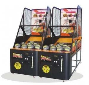 China Quality product low price arcade amusement coin operated basketball game machine on sale
