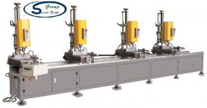 Quality Aluminum Window Profile Four Spindle Drilling Machine / Aluminum Window for sale