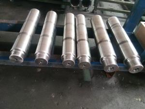 China Non - Quenched And Tempered Steel Hydraulic Cylinder Rod Chrome Plated on sale