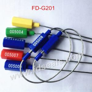 container seal, security seals, cable seals, one-time lock, wire ...