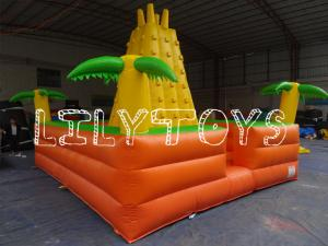 China inflatable fun land / inflatable bouncy play centre / inflatable climb games on sale