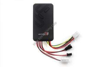 China Universal GSM 4 Band TK100 Vehicle GPS Tracker with 2 way calling GPS locator on sale