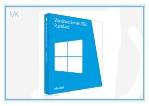 China Online Activation R2 Windows Server 2012 Versions Standard 5 user 32 bit 64 bit Retail Box on sale