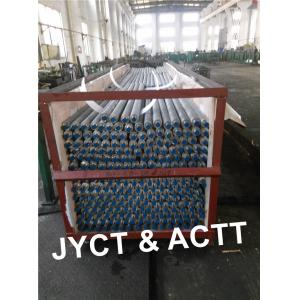 China Aluminium Extruded Finned Tubes For Consender , Radiator Finned Tubes on sale