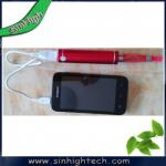 China 2013 New Arrival Ego E Cigarette Battery EPB 2200mah with power bank function for iphone wholesale