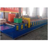 380V 3 Phase JCH Automatic Roll Forming Machines With Hydraulic Cutting Device
