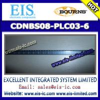 CDNBS08-PLC03-6 - Bourns - Steering Diode/TVS Array Combo- Email: sales014@eis-ic.com