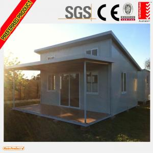 China granny flat cabin- relocated house-bungalow 26sqm prefabricated house on sale