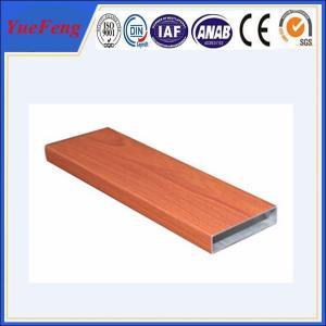 China aluminum pipes for decoration, Decorative extruded aluminum profiles on sale