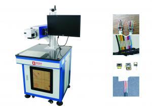 China Настольный автомат для резки лазера, цвет ЛБ промышленного оборудования маркировки голубой - МК10 on sale