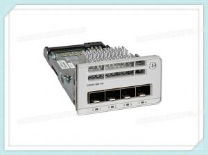 China Cisco Switch Modules Catalyst 9200 4 X 1GE C9200-NM-4G Network Module on sale