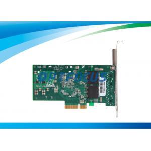 China PC Fiber Network Card Quad Port Gigabit Ethernet x4 Server Adapter RJ45 on sale