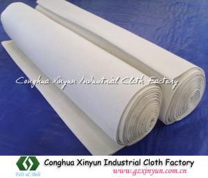 China Fiber Cement Nylon Felt on sale