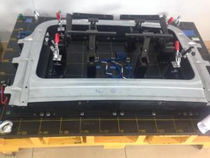 China Auto Parts Machine Fixture Components ,  Automotive FixturesVehicle / Car Jigs on sale
