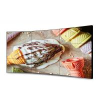 China Shopping Malls Video Wall Panels , High Resolution LCD Video Wall Monitors For Resturant on sale