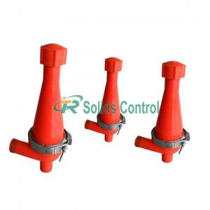China Cyclone Desilter Mud Removal Equipment For Oilfield Drilling Mud Recycling System on sale