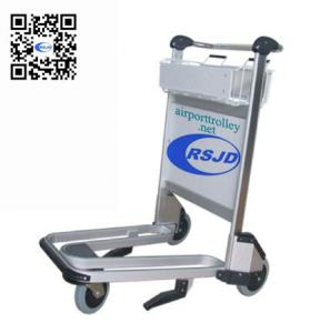 China Passenger airport trolley luggage for airport on sale