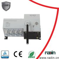 China Small Size Portable Generator Switch , Easy Installation Manual Transfer Switch on sale