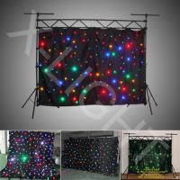 120pcs LED Star Curtain (including the controller) DJ Lights