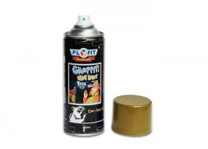 China Luminous Graffiti Spray Paint High Visible Good Flexibility Low Chemical Odor on sale