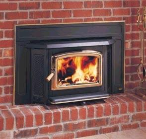 China GLK-HP20 I Bay front Insert pellet stove on sale