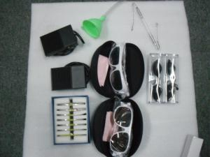China Protective IPL Glasses Laser Salon Equipment Parts on sale