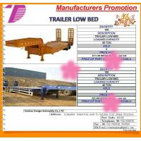 DTA TRAILER LOW BED