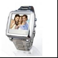 China E-book Function 3-D Stereo Model Video Sync MP4 Wrist Watch With Built-in Lithium Battery  on sale
